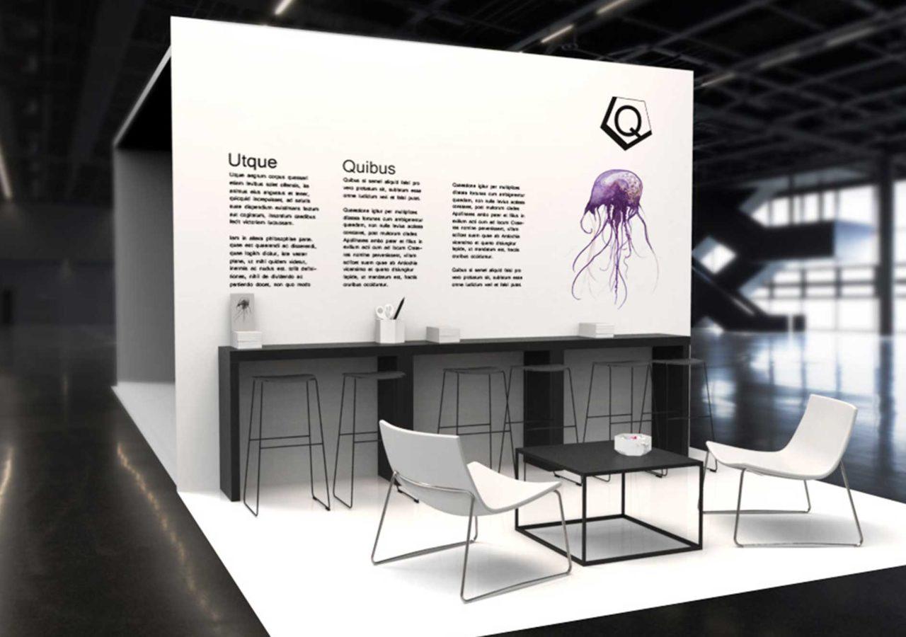 Design, Installation, Démontage Stand SPLEND